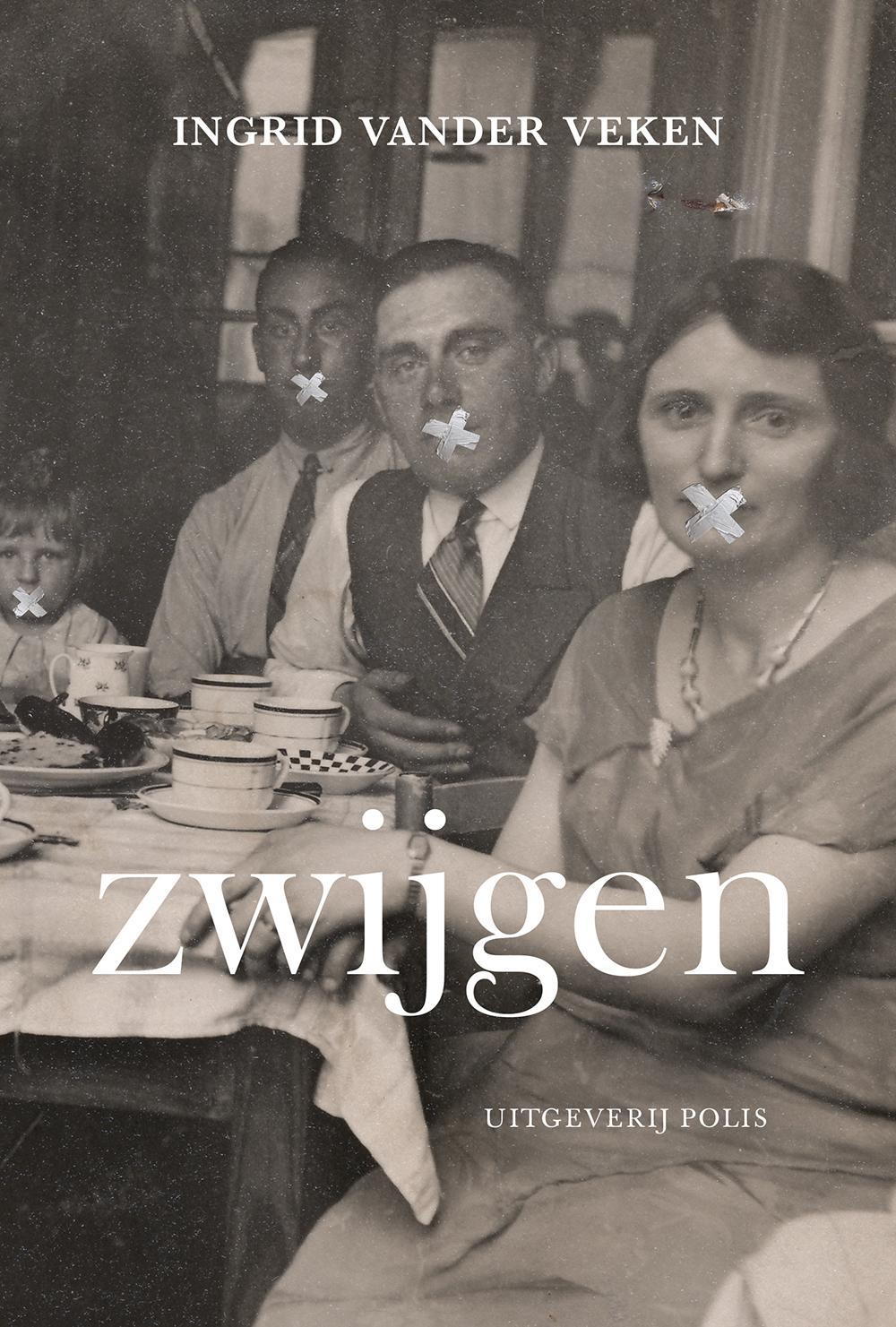 Ingrd van der Veken - Zwijgen